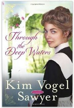 Through Deep Waters by Kim Vogel Sawyer | Mini Van Dreams #bookreview #review #prfriendly