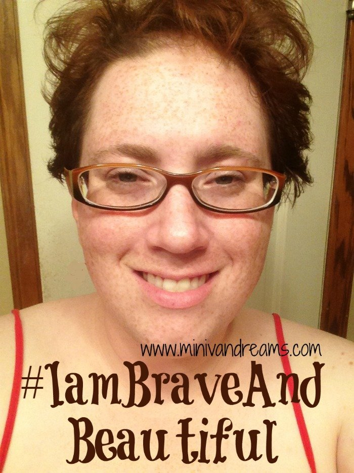 #IAmBraveAndBeautiful | Mini Van Dreams
