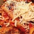 Tomato and Spinach Pasta | Mini Van Dreams