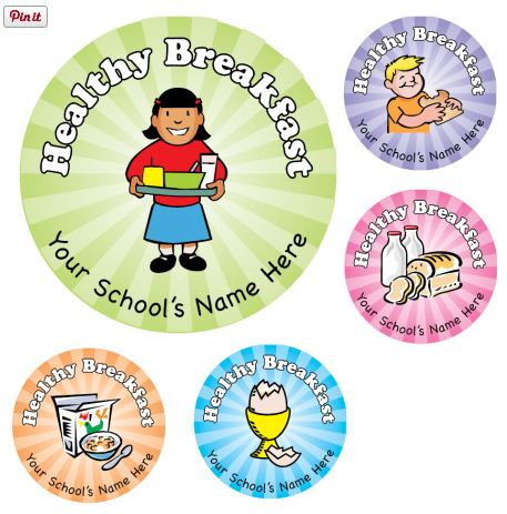 Personalized Sticker Reward Chart