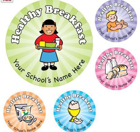 Personalized School Sticker Reward Chart [REVIEW] | Mini Van Dreams