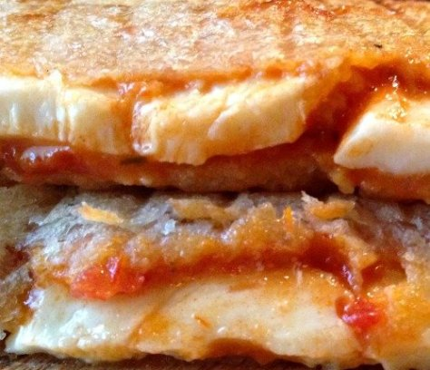 Gourmet Grilled Cheese | Mini Van Dreams