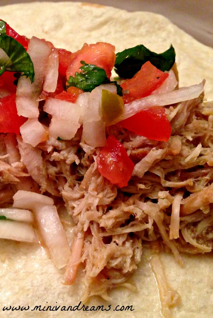 Carnitas with a Twist