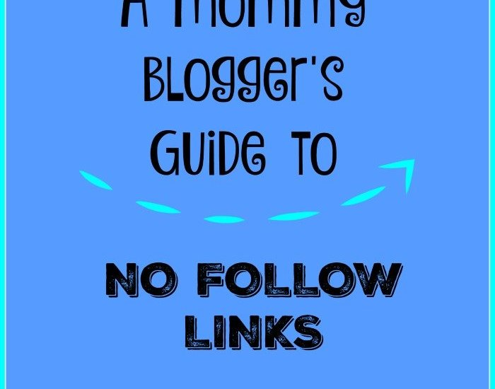 A Mommy Blogger's Guide to No Follow Links | Mini Van Dreams