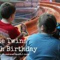 The Twins' 7th Birthday | Mini Van Dreams