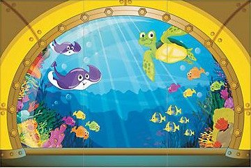 VBS Decoration Ideas