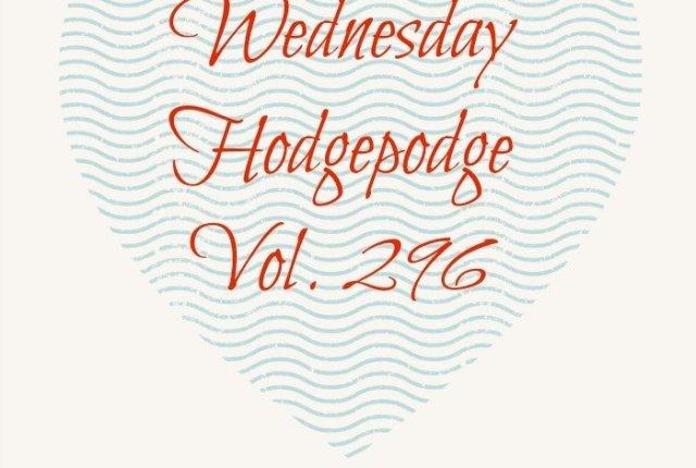 Wednesday Hodgepodge Vol. 296 | Mini Van Dreams