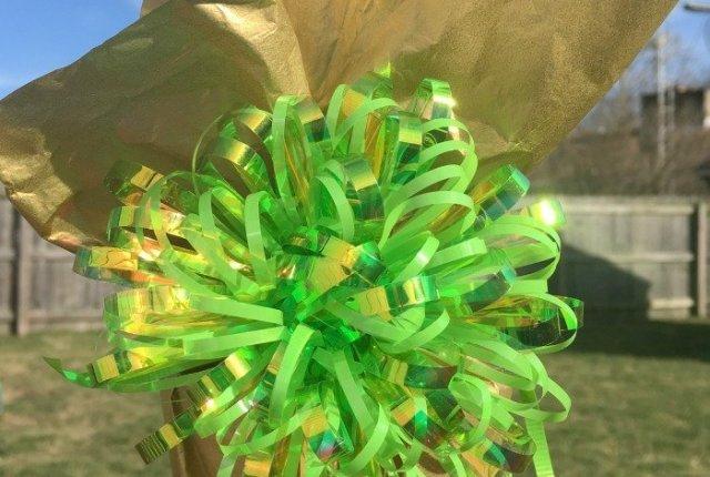 St. Patrick's Day Pot of Gold Craft + Bonus Gift Tag | Mini Van Dreams