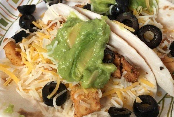 Grilled Chicken Street Tacos | Mini Van Dreams