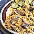Weeknight Beef and Noodles   Mini Van Dreams