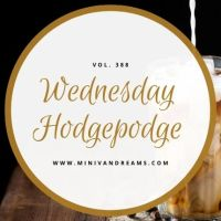 Wednesday Hodgepodge Vol. 388