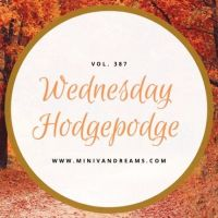 Wednesday Hodgepodge Vol. 387