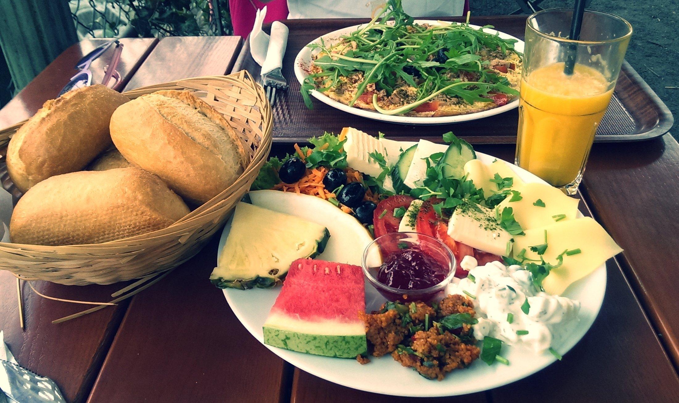 Best brunch in Berlin @minkaguides