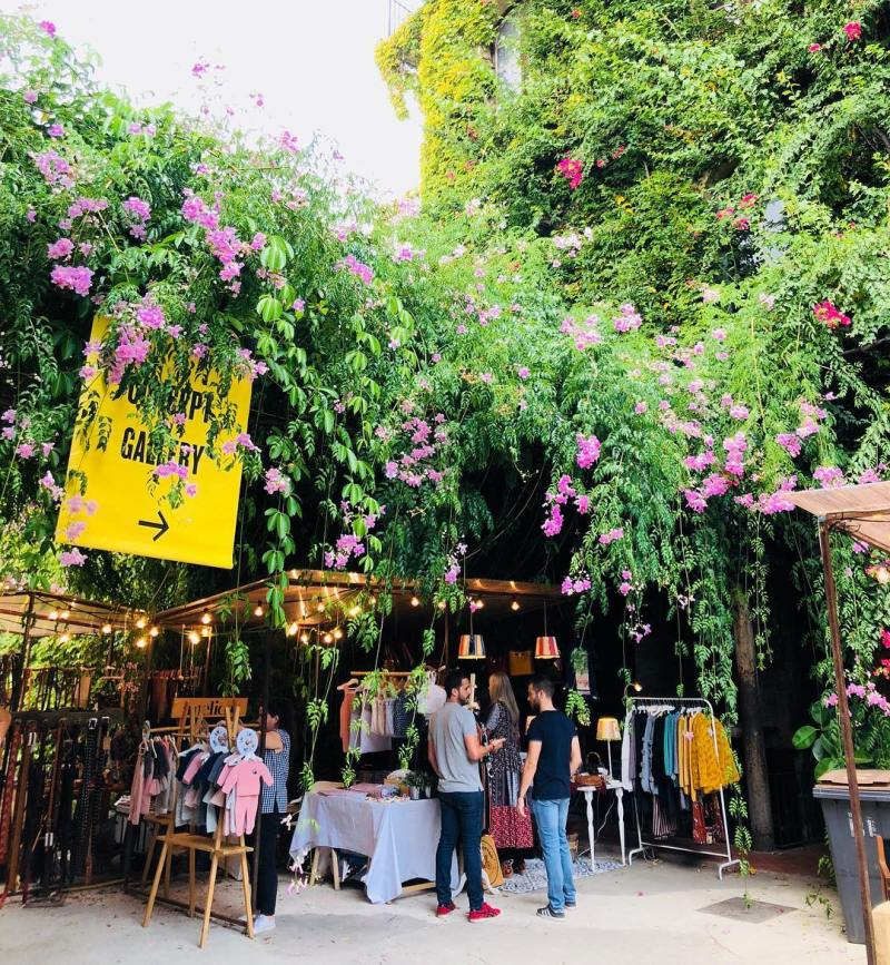 Things to do in Barcelona @andreafellman Palo Alto Market