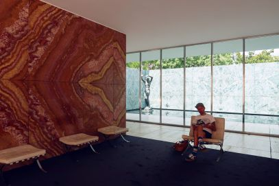 Things to do in Barcelona @minkaguides Barcelona Pavilion 2