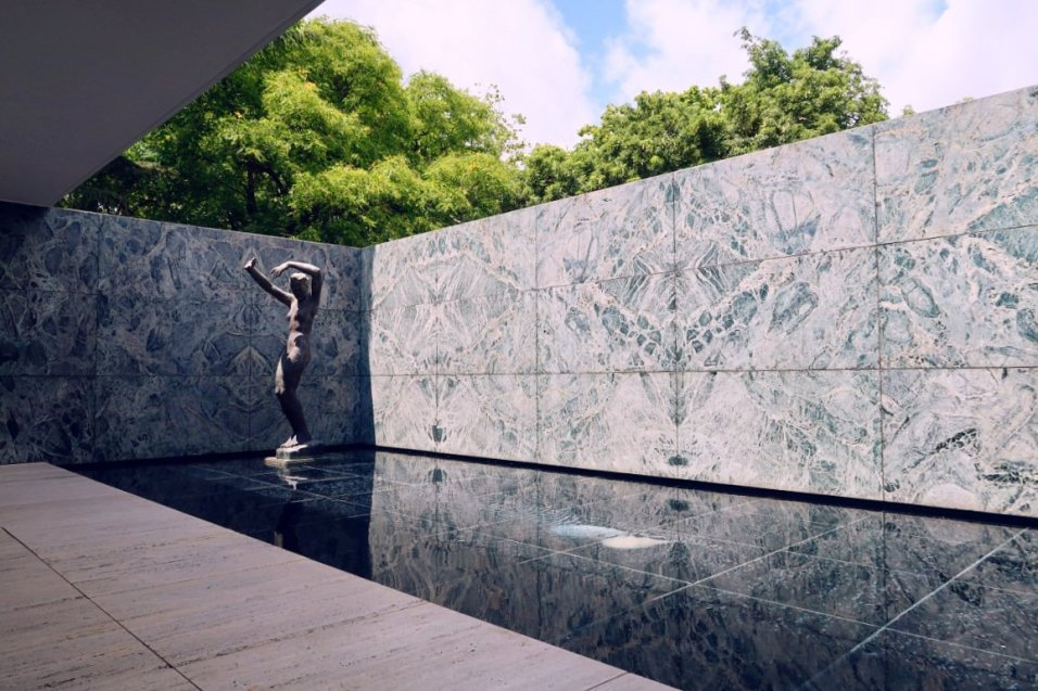 Things to do in Barcelona @minkaguides Barcelona Pavilion 3