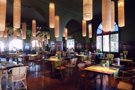 Things to do in Barcelona @minkaguides Mount Tibidabo restaurant