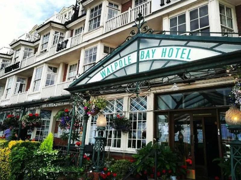Walpole Bay Hotel Margate @minkaguides