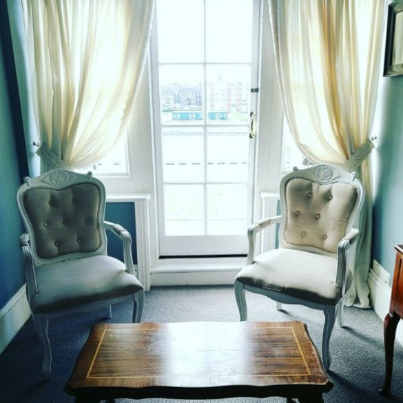 Review Walpole Bay Hotel Margate @minkaguides