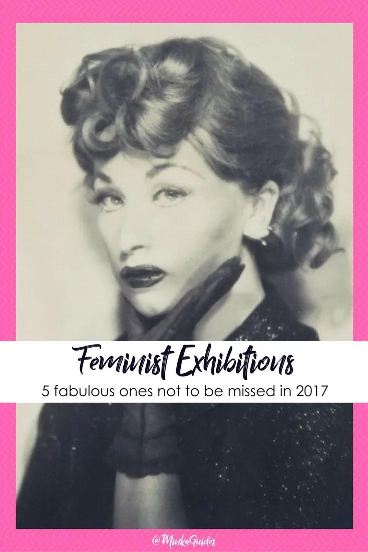Feminist exhibitions@minkaguides