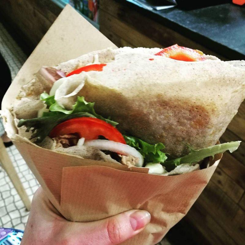 Gluten-free vegan Porto @minkaguides HandGo