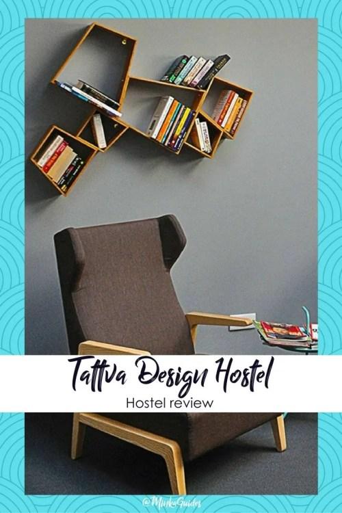 Tattva Design Hostel Porto review