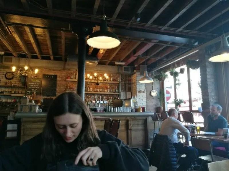 Best brunch in Manchester @minkaguides Trof