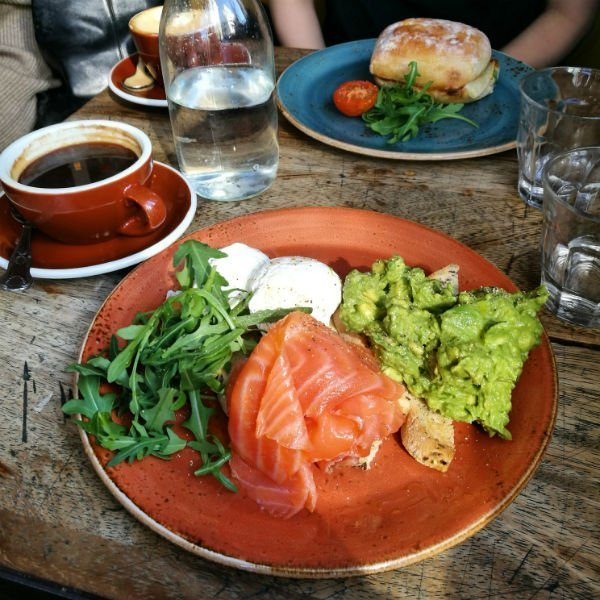 Best brunch in Manchester @minkaguides Federal Cafe