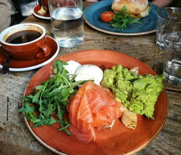 Best brunch in Manchester @minkaguides Federal Cafe