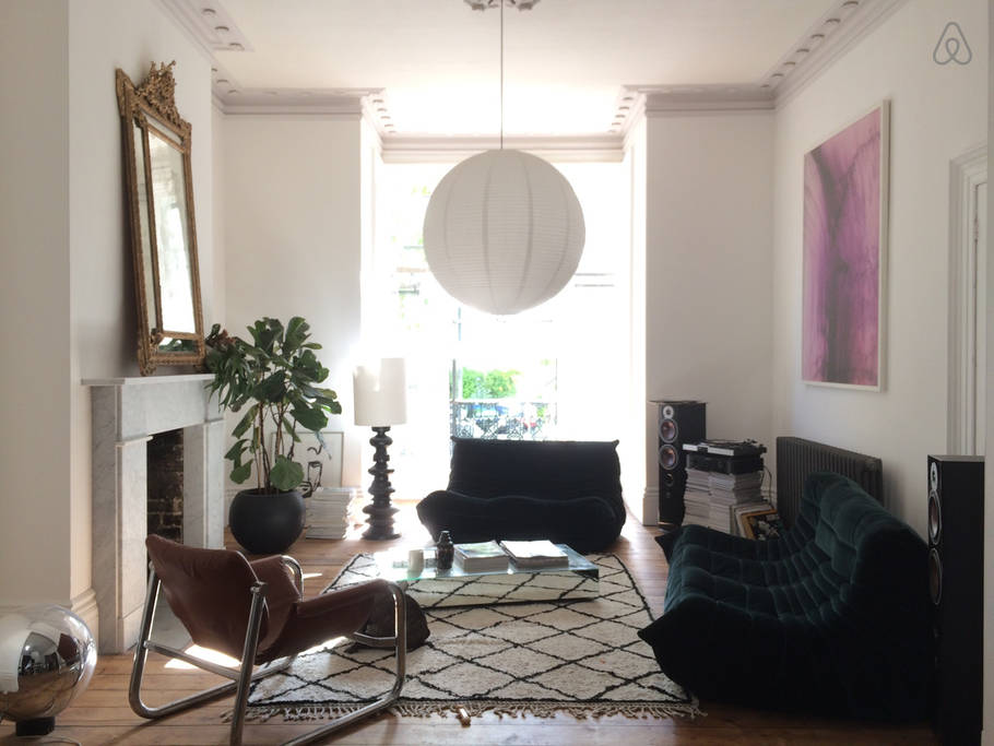 review airbnb brighton @minkaguides