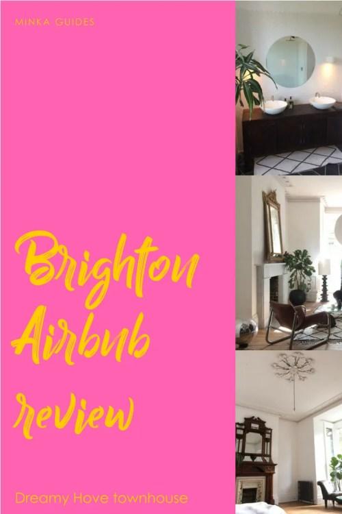 Brighton Airbnb review @minkaguides (1)