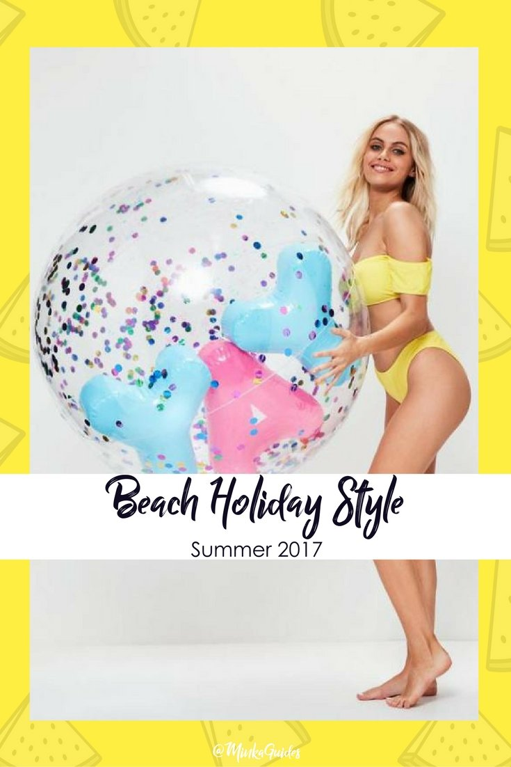 Beach style summer 2017