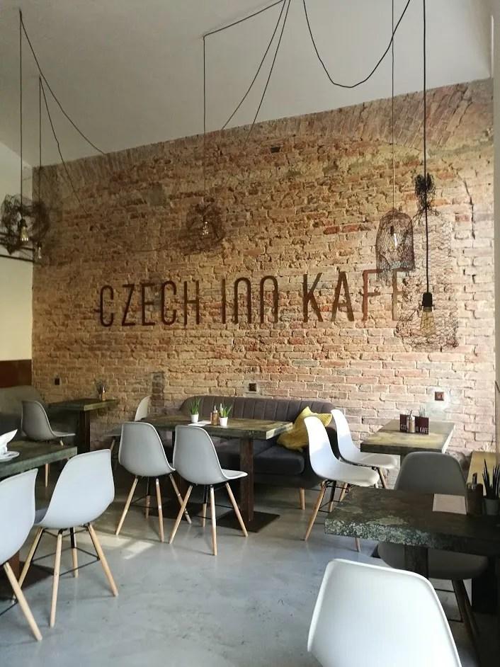 Czech Inn Prague review @minkaguides Kaffe