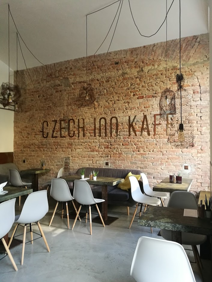 Czech Inn Prague review @minkaguides Kaffe
