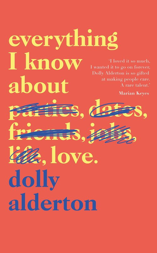 Book reviews Everything I Know About Love