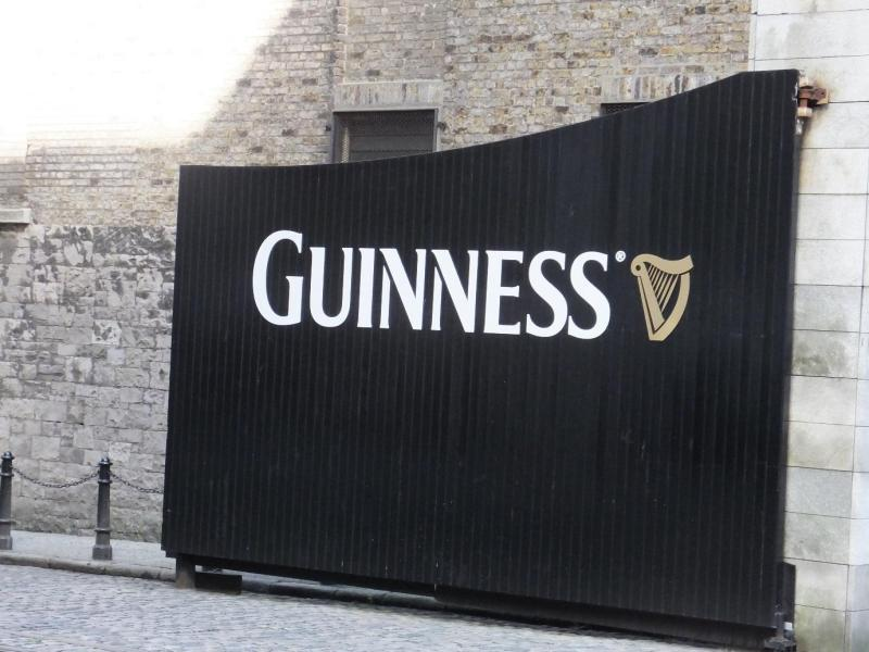 Things to do in Dublin @rexyedventures Guinness Storehouse