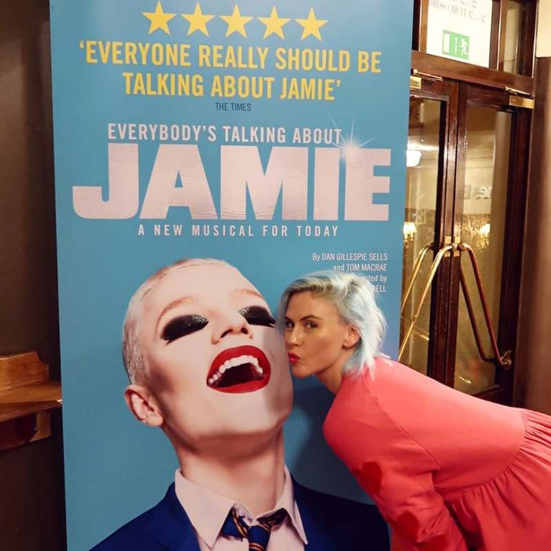 Things to do in London this summer @minkagides Everybody's Talking About Jamie