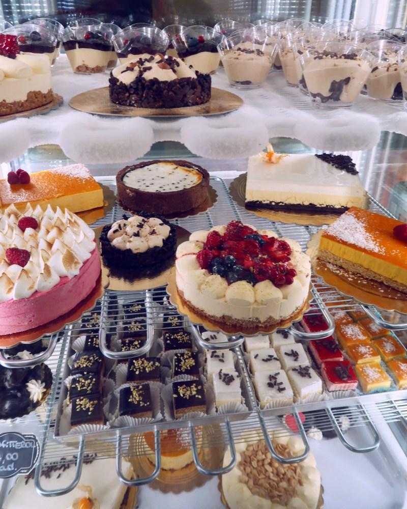 Gluten-free Rome @minkaguides La Pasticciera 1
