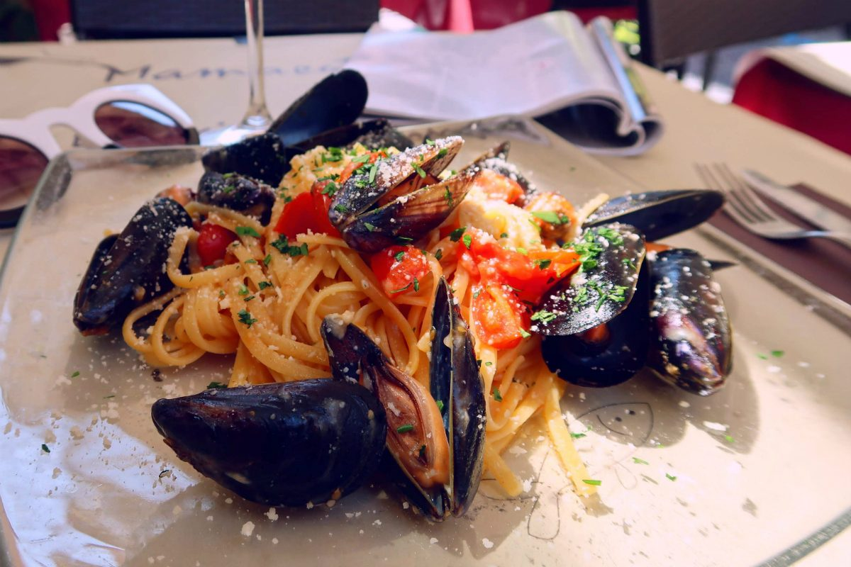Gluten-free Rome @minkaguides Mama Eat pasta Rome city guide