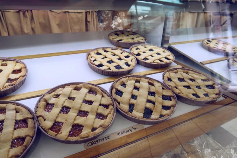 Gluten-free Rome @minkaguides Pandalì bakery 1