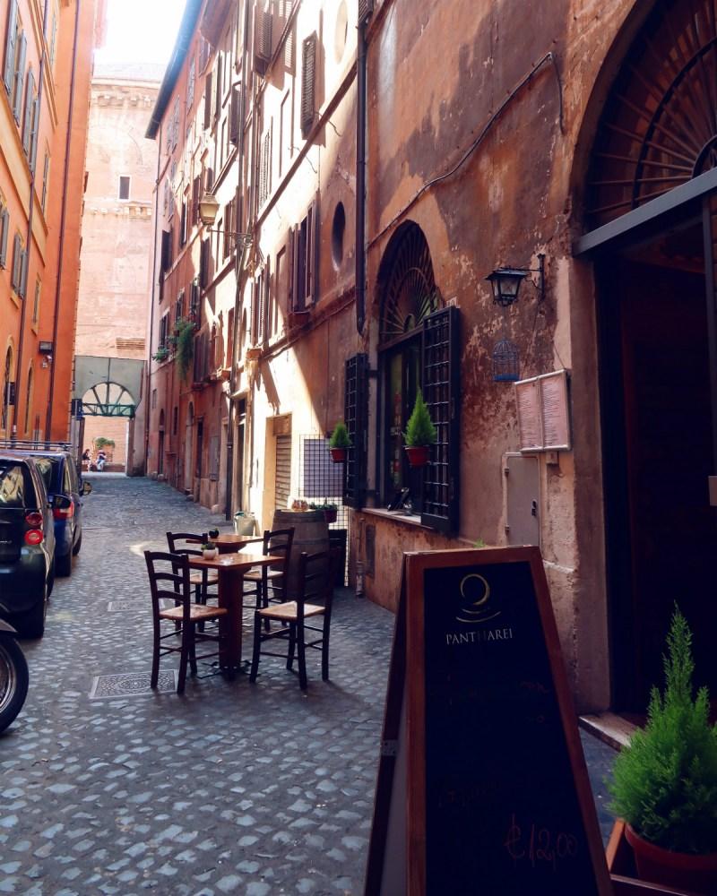Gluten-free Rome @minkaguides Pantha Rei 2