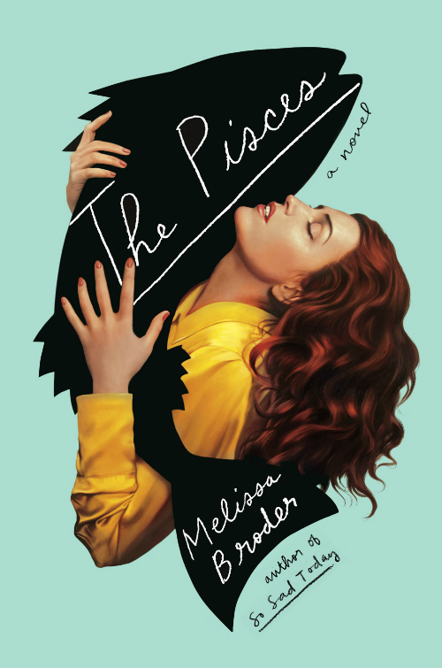 Summer reading 2018 @minkaguides The Pisces by Melissa Broder