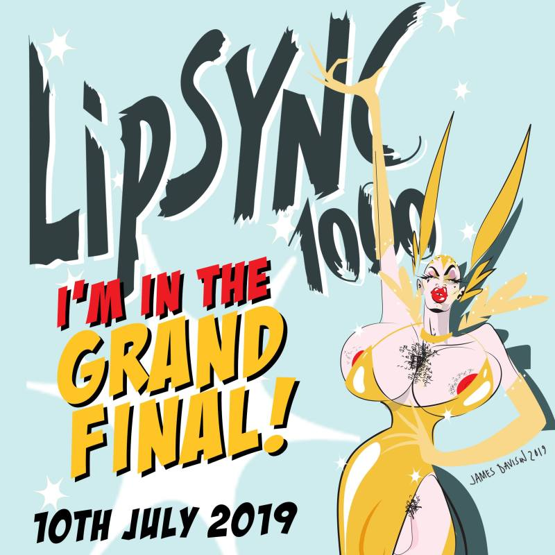 Things to do in London this summer_Lipsync1000 Grand Final_CREDIT The Glory