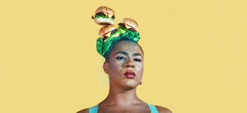 Autumn London @travisalabanza Burgerz by Travis Alabanza Hackney Showroom