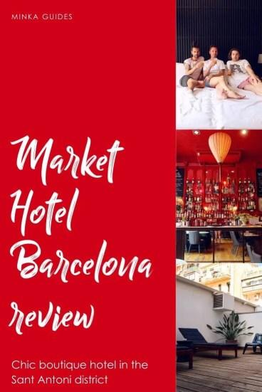 Market Hotel Barcelona CREDIT Minka Guides