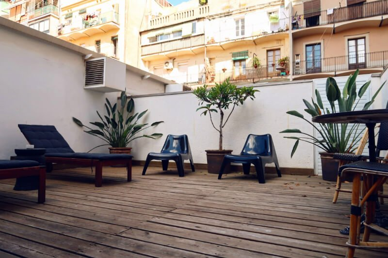 suite-terrace Market Hotel Barcelona CREDIT Minka Guides