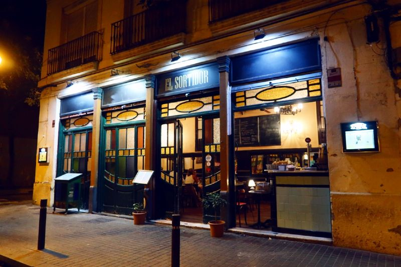 Gluten-free Barcelona El-Sortidor CREDIT Minka Guides
