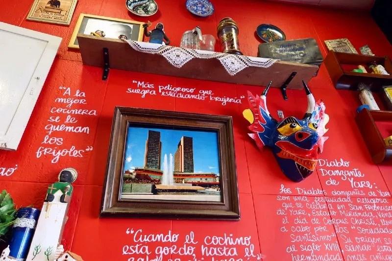 Gluten-free Barcelona La-Taguara-Areperia-interiors CREDIT Minka Guides
