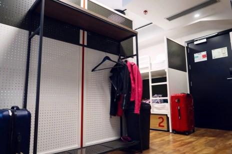 Generator Hostel Madrid @minkaguides female dorm hanger