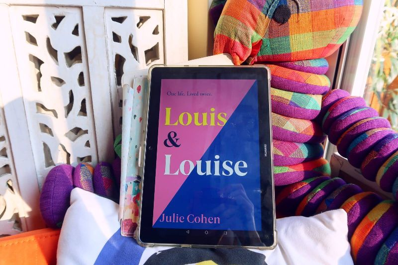 Book recommendations spring 2020 Louis & Louise Julie Cohen CREDIT Minka Guides